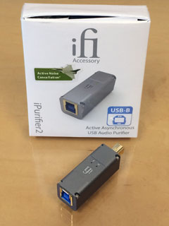 Type A iPurifier3 USB Filter iFi Audio