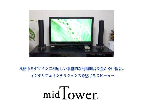 シロクマ ミッドタワー