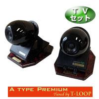タイムドメイン ライト A タイプ プレミアム Tuned by T-Loop テレビセット