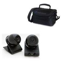 タイムドメイン ライト ブラック&専用バッグセット