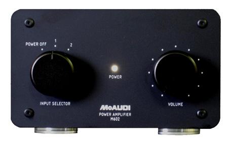 McAUDI M602