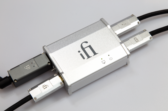 iFi-Audio micro iUSB 3.0 T-Loopセット